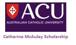 Catherine McAuley Scholarship