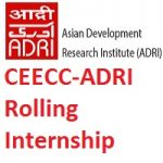 CEECC-ADRI Rolling Internship