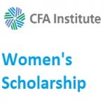 CFA Institute Womens Scholarship