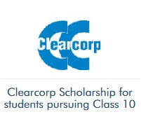 Clearcorp Scholarship for students pursuing Class 10