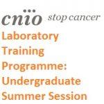 CNIO Laboratory Training Programme Undergraduate Summer Session
