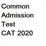 Common Admission Test CAT 2020