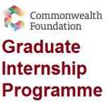 Commonwealth Foundation Graduate Internship Programme