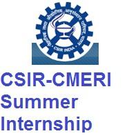 CSIR–Central Mechanical Engineering Research Institute Summer Internship