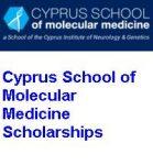 Cyprus School of Molecular Medicine Scholarships