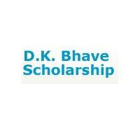 D.K.Bhave Scholarship