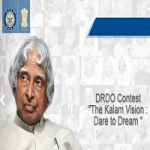 Date of Dare to Dream DRDO Innovation Contest