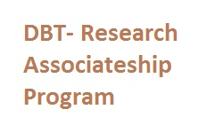 DBT- Research Associateship Program