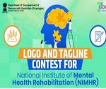 Design a logo and tagline for National Institute of Mental Health Rehabilitation (NIMHR)