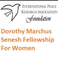 Dorothy Marchus Senesh Fellowship for Women