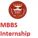 ESIC Model Hospitals-MBBS INTERNSHIP TRAINING PROGRAMME