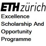 ETH Zurich Excellence Scholarship And Opportunity Programme