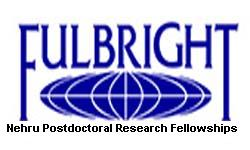 Fulbright-Nehru Postdoctoral Research Fellowships 2020-2021