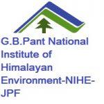 G.B.Pant National Institute of Himalayan Environment-NIHE-JPF
