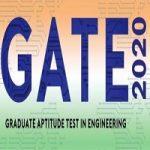 Graduate Aptitude Test in Engineering GATE 2020