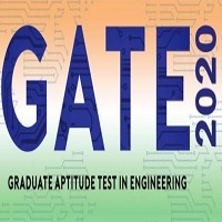 Graduate Aptitude Test in Engineering GATE 2020
