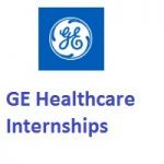 GE Healthcare Internships