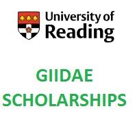 GIIDAE Scholarships 2019-2020
