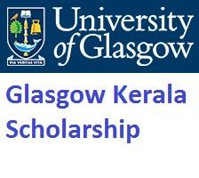 Glasgow Kerala Scholarship Offered By University of Glasgow