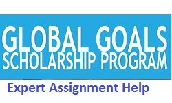 Global Goals Scholarship Program