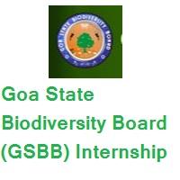 Goa State Biodiversity Board (GSBB) Internship