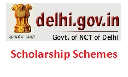 Government of NCT of Delhi Scholarship Schemes