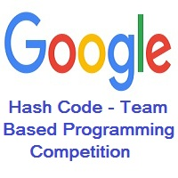Hash Code Google Team Based Programming Competition 2019