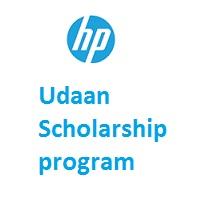 HP Udaan Scholarship Program