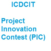 ICDCIT Project Innovation Contest (PIC) 2021