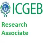 ICGEB Research Associate