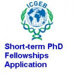 ICGEB Short-term PhD Fellowships Application