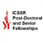 ICSSR Post-Doctoral and Senior Fellowships