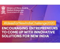 Ideas for NewIndia Challenge 2020