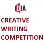 IDIA CREATIVE WRITING COMPETITION