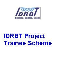 IDRBT Project Trainee Scheme - IPTS - Internship Opportunities