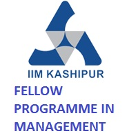IIM Kashipur Fellow Programme in Management (FPM)