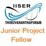 IISER Junior Project Fellow