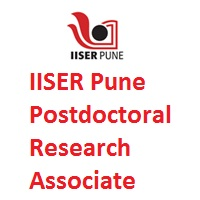 IISER Pune Postdoctoral Research Associate