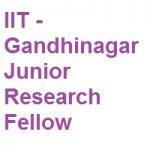 IIT Gandhinagar Junior Research Fellow