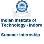 IIT Indore Summer Internship
