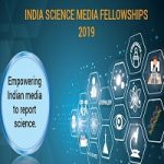 India Science Media Fellowships