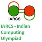 Indian Computing Olympiad