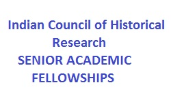 Indian Council of Historical Research Senior Academic Fellowships (SAF)