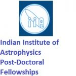 Indian Institute of Astrophysics Regular Post-Doctoral Fellowships