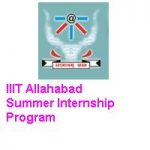 Indian Institute of Information Technology Allahabad Summer Internship Program