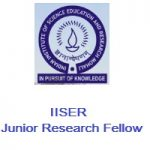 Indian Institute of Science Education and Research Mohali-JRF