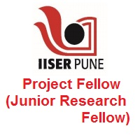 Indian Institute of Science Education and Research Pune Project Fellow (Junior Research Fellow)