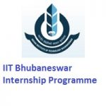 Indian Institute of Technology Bhubaneswar Internship Programme