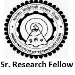 Indian Institute of Technology Delhi Senior Research Fellow