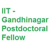 Indian Institute of Technology Gandhinagar (IITGN) Postdoctoral Fellow